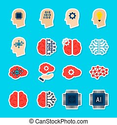Machine Learning Stickers