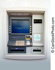 machine, pinautomaat