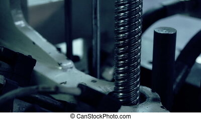 machine, usine