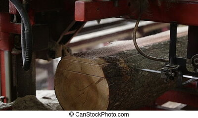 machine wood lumber saw industrial