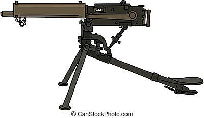 machinegun, vendimia