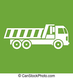 Machinery icon green