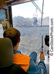Machinery operator - Operating of hugh coal mining machinery