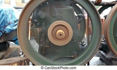 Machinery - Working machinery