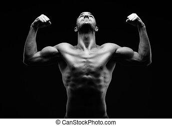 macho, potencia