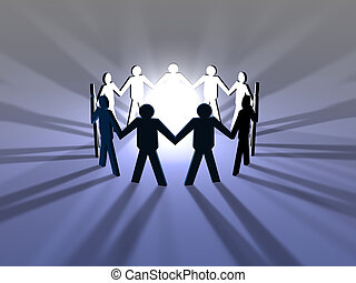 macht, van, teamwork, 1