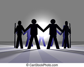 macht, van, teamwork, 3