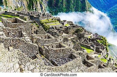 Machu,  peru,  Incas,  Picchu, Andy,  Cuzco, gruzy