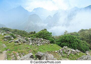 Machu Picchu, a UNESCO World Heritage Site