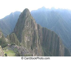 Machu Picchu city