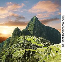 Machu Picchu - Machu-Picchu
