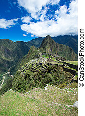 machu, unesco, local, picchu, herança, mundo