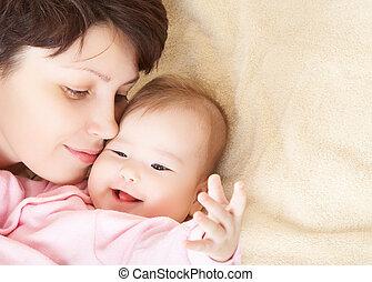 macierz i niemowlę