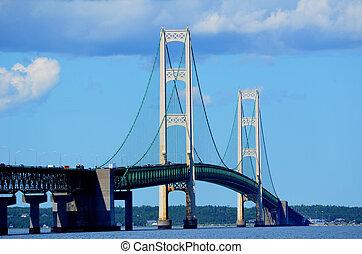 mackinac γέφυρα
