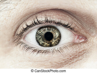 macro , αρσενικό , closeup , μάτι