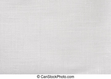 macro, blanco, lino, plano de fondo