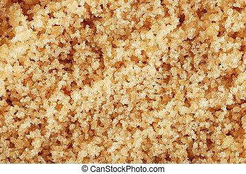 macro brown sugar