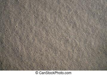 macro, cancun, detalhe, textura, praia areia