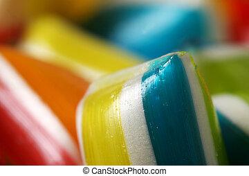 Macro candies