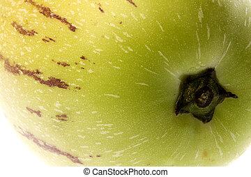 macro, dulce, (melon, pear), pepino