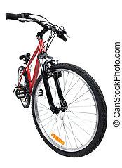 macro, fiets