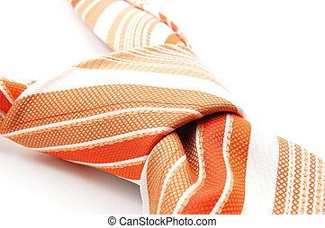 business tie - macro of a colorful business tie can be used...