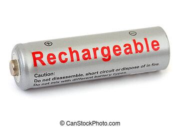 Macro of battery