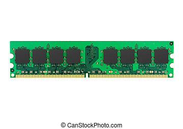 Macro of computer memory