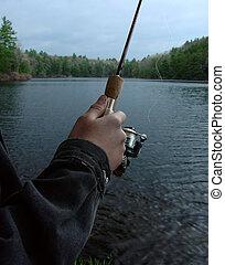 macro, pesca