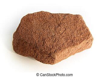 sandstone - Macro shot of sandstone, a sedimentary rock