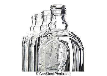 macro, vodka, shtof, vide