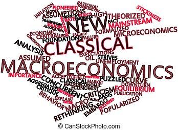 macroeconomics, neu , klassisch