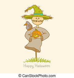 madárijesztő