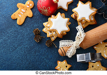 mad christmas, baggrund