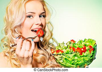 mad, naturlig