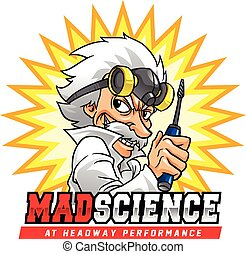 Mad Science Professor.