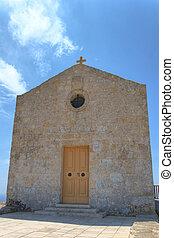 Madalena Chapel HDR - HDR tonemapped image of Madalena...