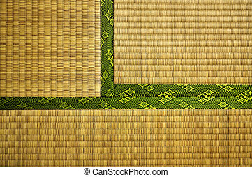 Tatami Mat - Made from rice straw, Tatami Mats are the ...
