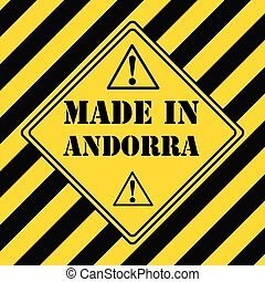 Made in Andorra