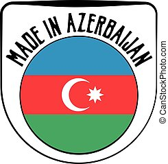 Made in Azerbaijan sign