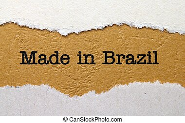 Made in Brazil