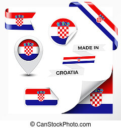 Made In Croatia Collection - Made in Croatia collection of...