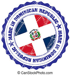 Dominican Republic - Made in Dominican Republic
