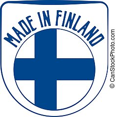 Made in Finland sign