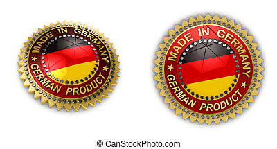 Made in Germany Seal