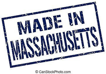 made in Massachusetts stamp