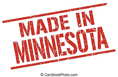 made in Minnesota stamp