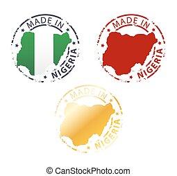 made in Nigeria stamp