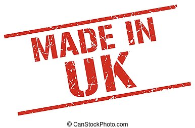 made in uk stamp