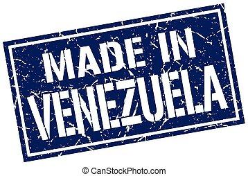 made in Venezuela stamp